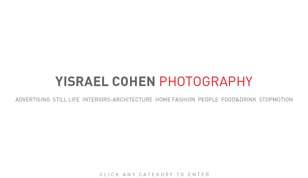 Enter Site Yisrael Cohen Photography